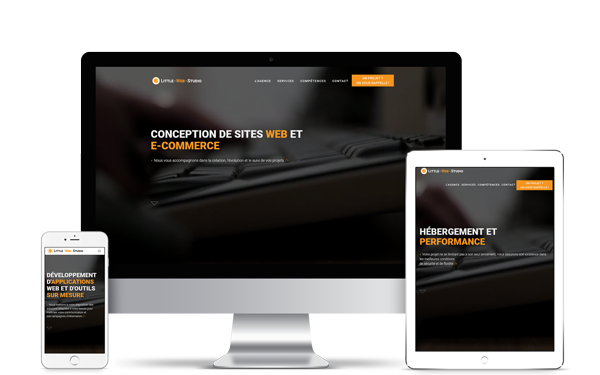 Conception de sites web et e-commerce